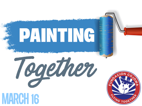 Painting Together,